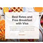Marriott Bonvoy Offering Special Rates to Visa Card Holders